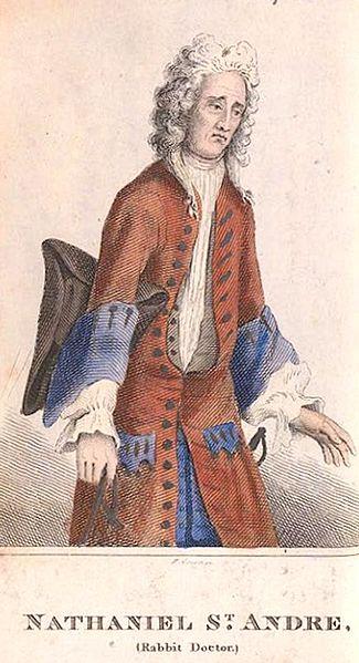 Nathaniel St Andre