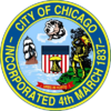 On this day in history ... - Page 3 Chicago_city_seal